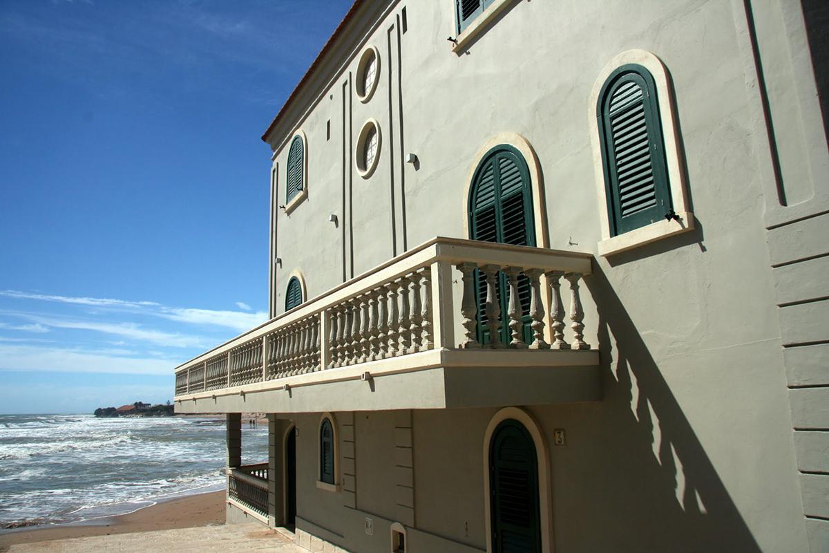 La casa di montalbano storia della villetta sul mare pi for 1 case di storia