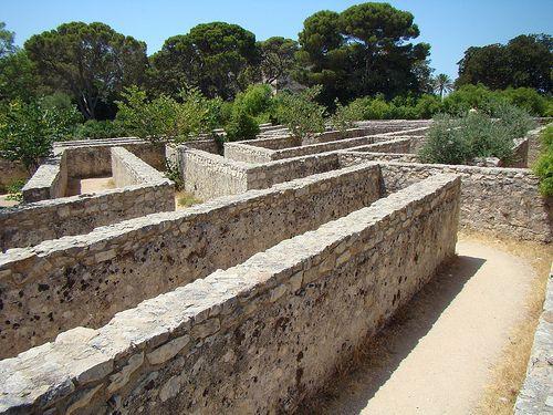labirinto castello di donnafugata
