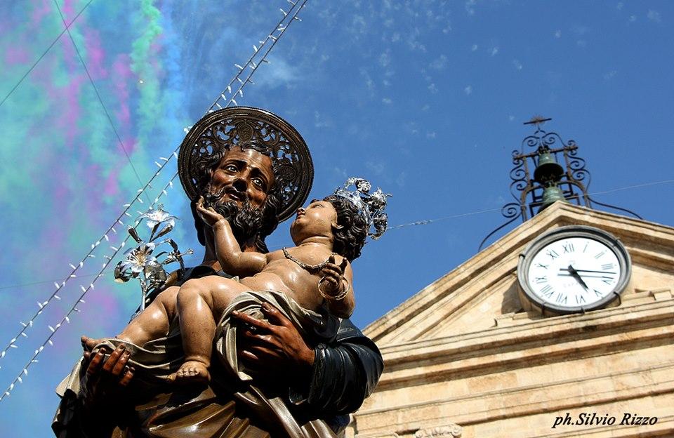 festa di san giuseppe a Santa Croce