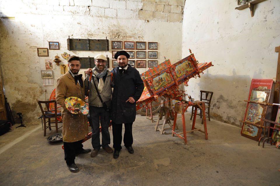 Jordi Canal Soler bottega siciliana