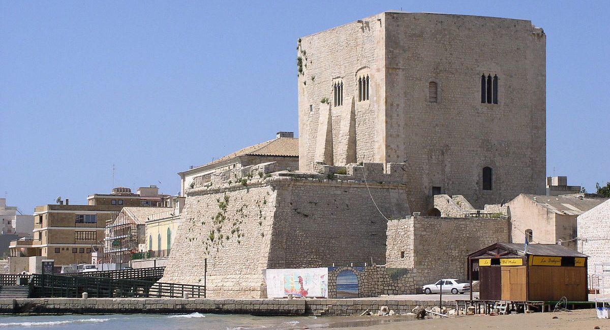 Torre Cabrera a Pozzallo